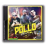 Cd Pollo [ Polo ] Vim Pra Dominar O Mundo [ Rock ] Original